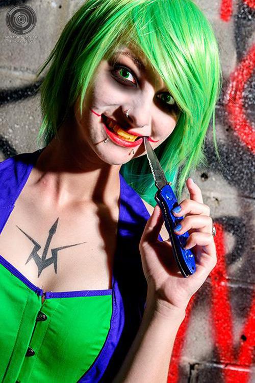 Lady joker by Shwinn on DeviantArt   Lady Joker
