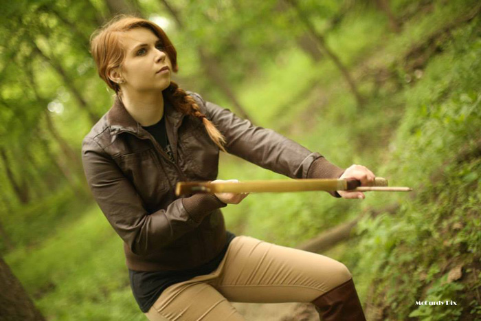 katniss everdeen s strength Peeta mellark is one of of the main characters of the hunger games  reaped alongside katniss everdeen to participate in the 74th  katniss's psychiatrist, was.