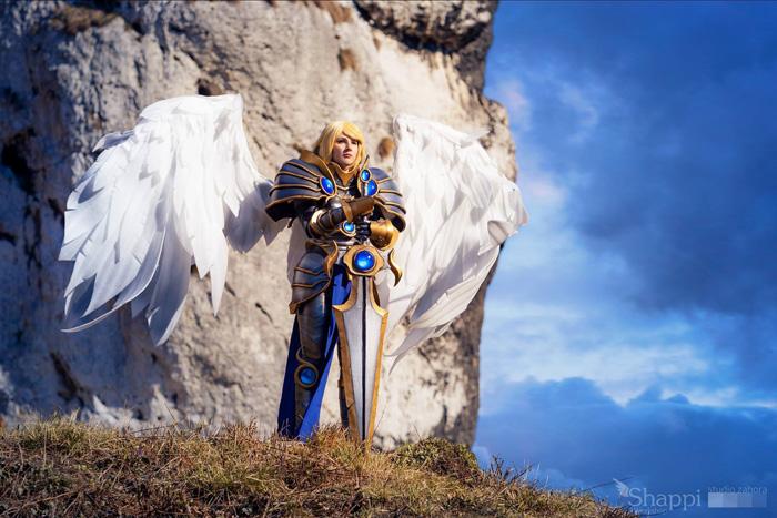 battleborn kayle league of legends cosplay