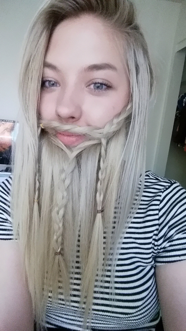 10 Epic Lady Beards