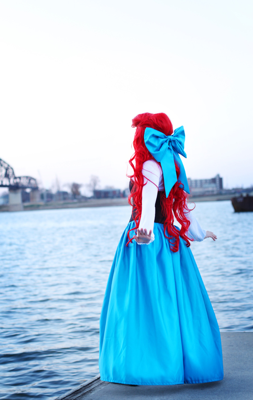 Little Mermaid Cosplay