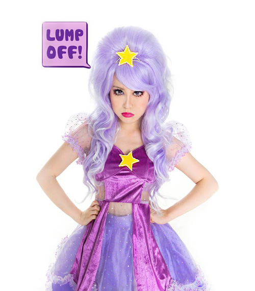 Lumpy Space Princess Adventure Time Cosplay