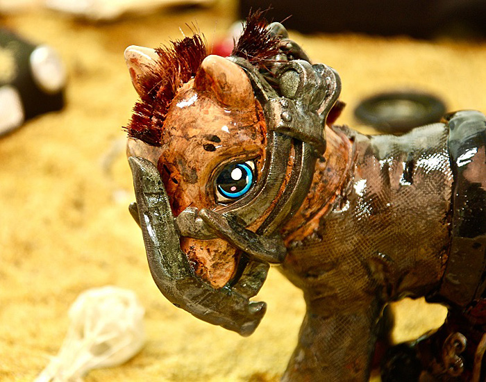 Mad Max Fury Road My Little Ponies