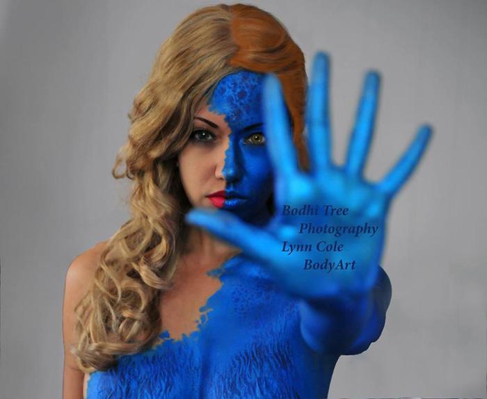 Mystique Body Paint
