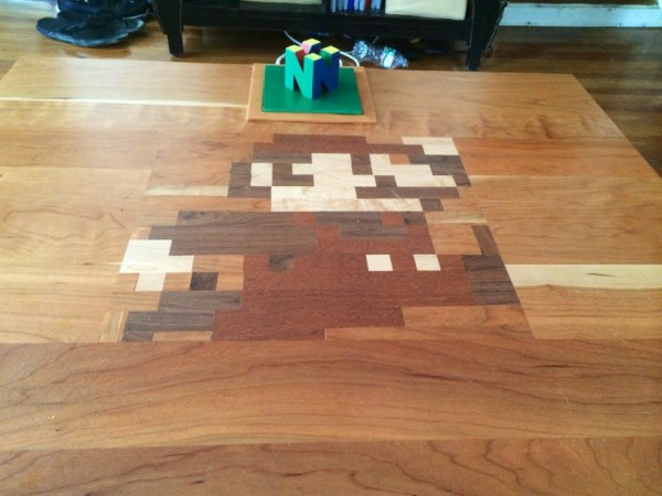 Amazing Custom N64 Table