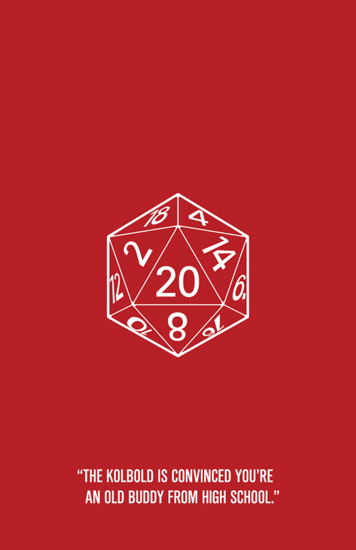 natural 20 dice roll