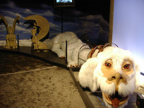 You Can Ride Falkor & See the Props from The Neverending Story in Germany