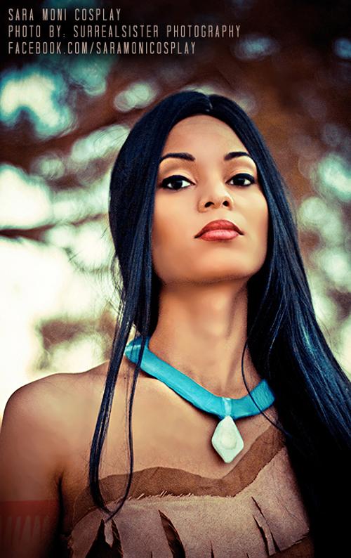The beautiful Sara Moni Cosplay looks absolutely stunning as ...