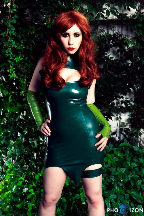 Ivy red latex