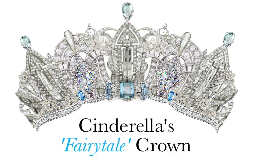 Disney Princess Inspired Tiara Designs