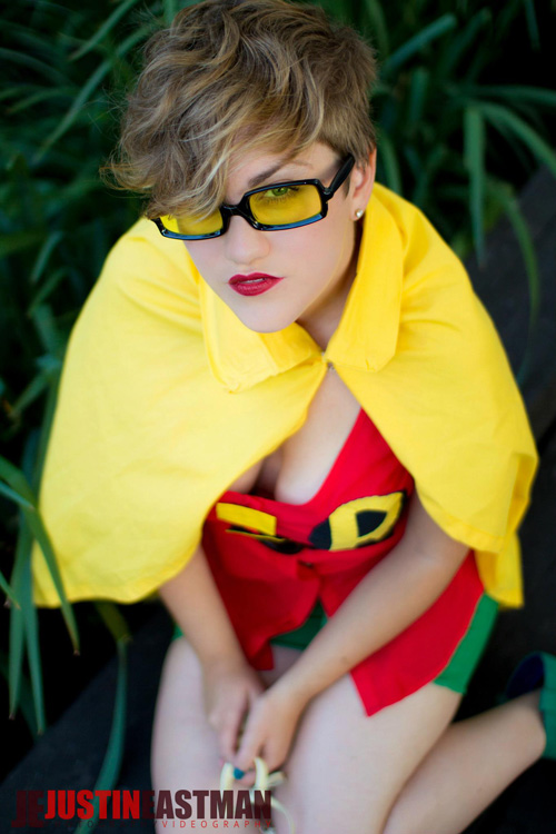 dkr robin cosplay