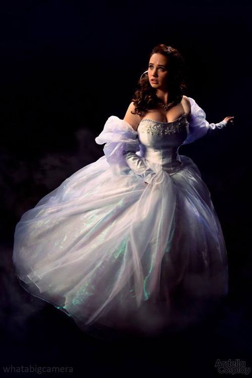Labyrinth Sarah Ballgown Cosplay