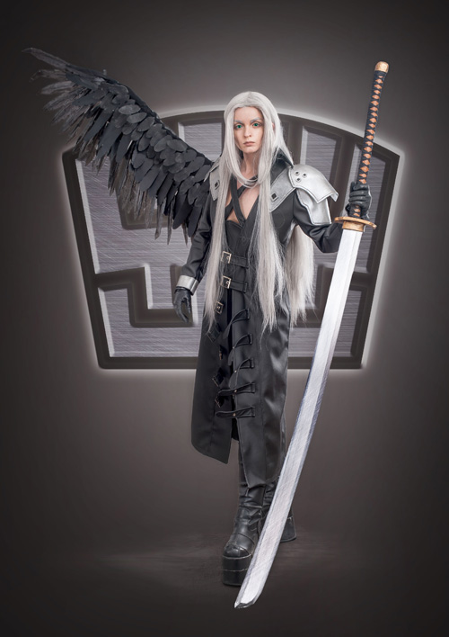 Final Fantasy Sephiroth Cosplay Sephiroth from ...