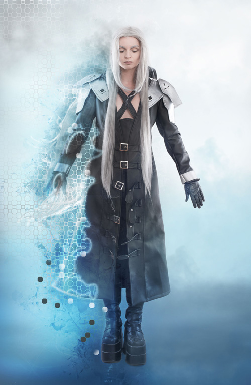Final Fantasy Sephiroth Cosplay Sephiroth from Final F...