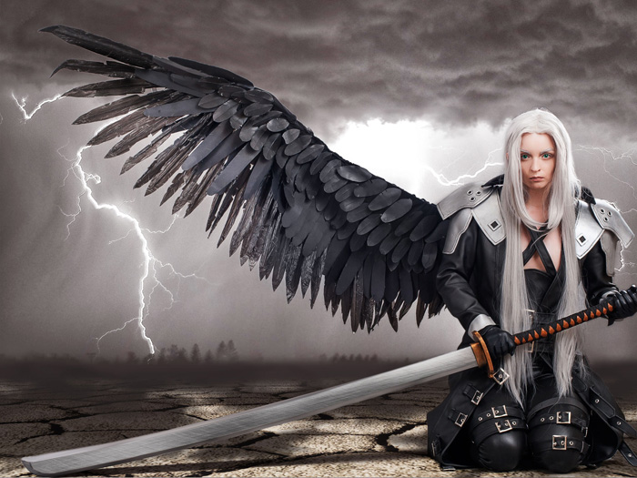 Sephiroth Wing Sephiroth from ...