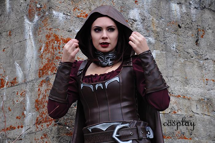Serana cosplay by SvetaFrost on DeviantArt