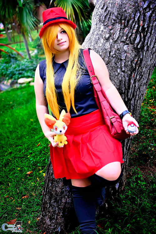 Pokemon Serena Cosplay Images | - 284.5KB
