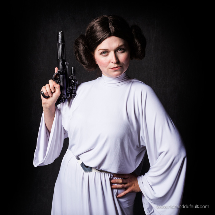 Princess Leia May The 4th Be With You: 25 Sexy Star Wars Girls