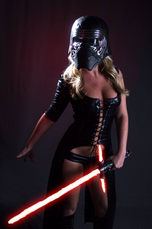 25 Sexy Star Wars Girls