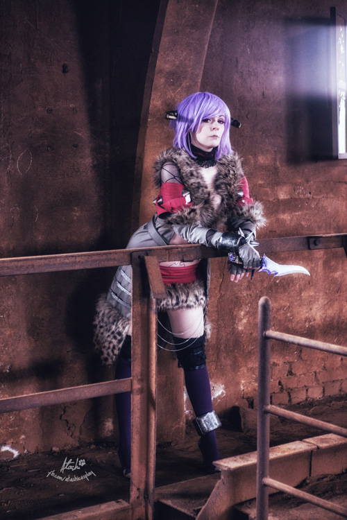 Shadow Chaser From Ragnarok Online Cosplay