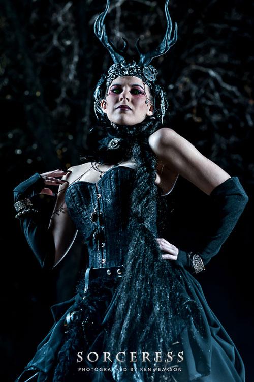 Stuff Magazine 2013 Sorceress Cosplay