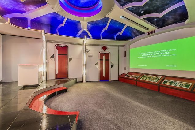Star Trek Enterprise Media Room