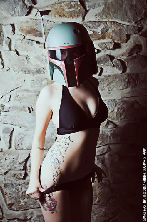Apologise, but, Star wars girls have