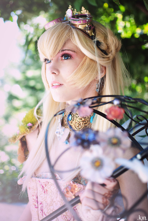 Steampunk Princess Peach