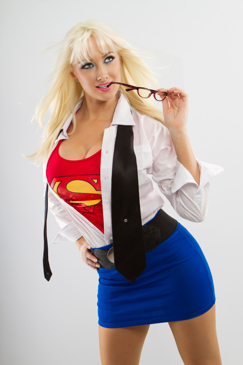 Supergirl Photoshoot