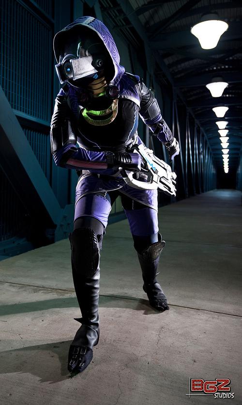 cosplay mass effect tali