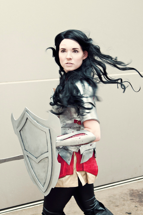 lady sif thor 2 cosplay - photo #13