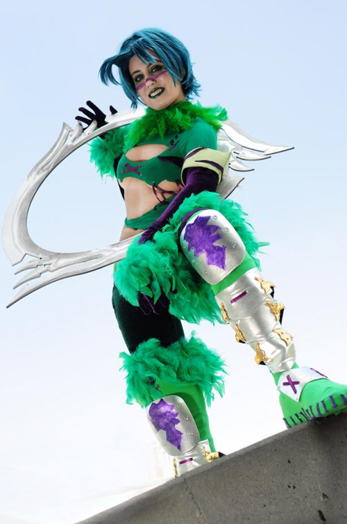 Tira Soul Calibur Cosplay on Parts Of The Soul