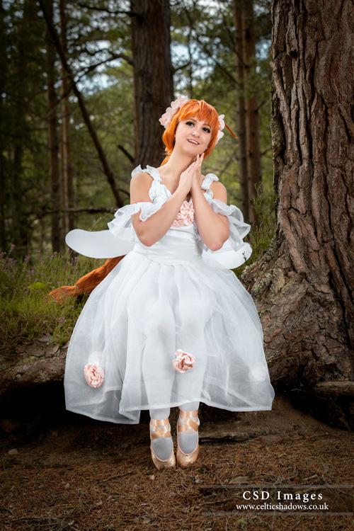 princess tutu cosplay
