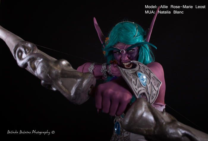 Tyrande Whisperwind Cosplay