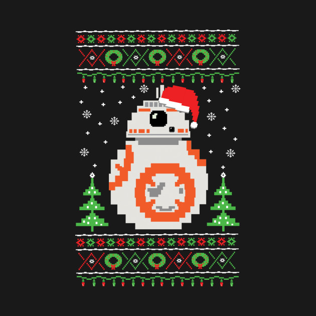 Geek Christmas.Geeky Ugly Christmas Sweaters