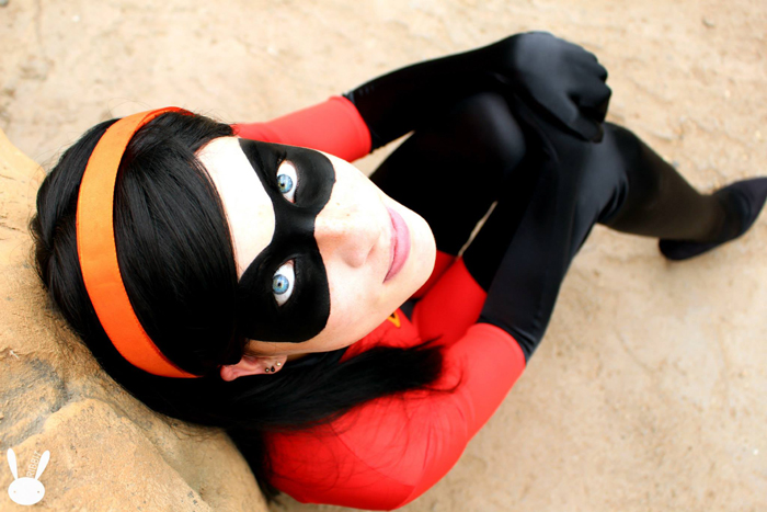 Violet from The Incredibles Cosplay