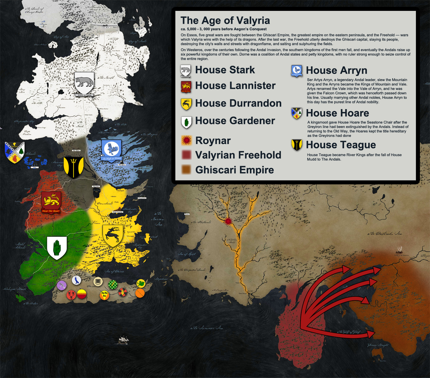 A Song Of Ice And Fire Map Pdf.Illustrated History Of Westeros