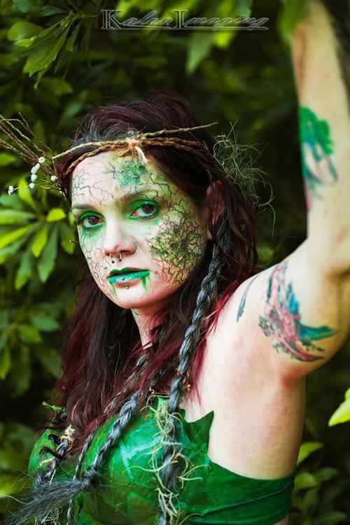 makeup nature