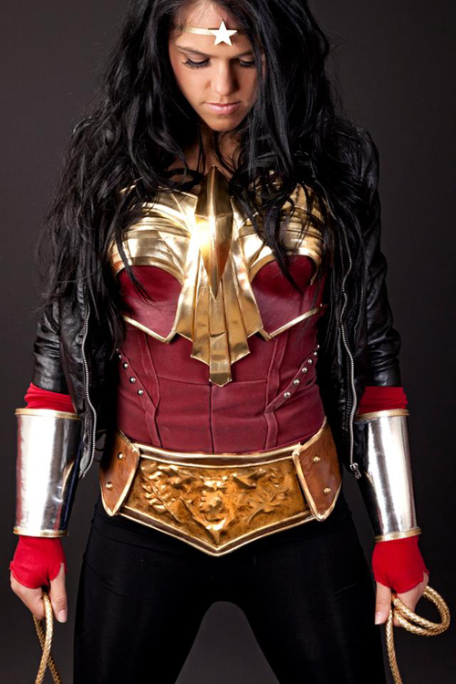 Wonder Woman Cosplay