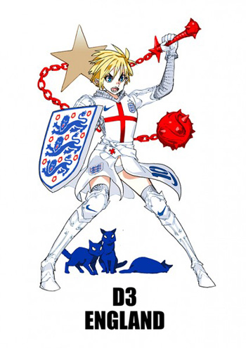 World Cup Anime Girls