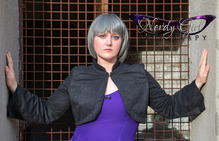 Yin from Darker Than Black Cosplay