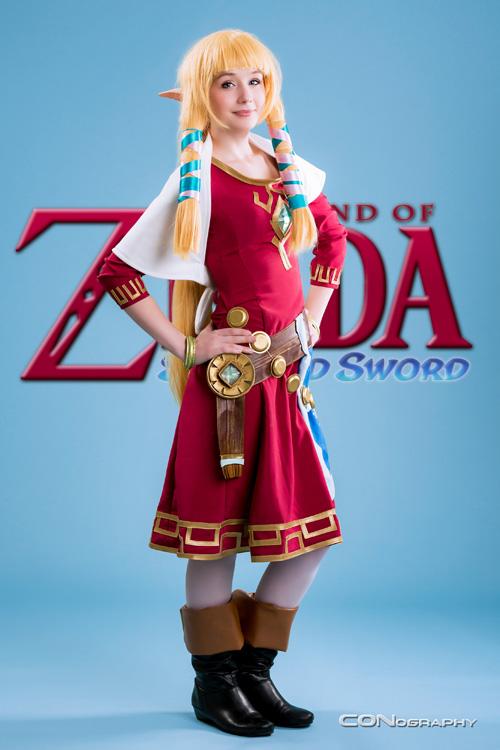 how to draw princess zelda skyward sword
